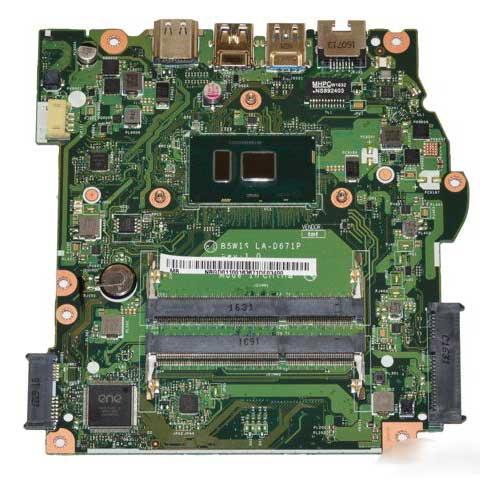دانلود برد ویو مادربرد لپ تاپ COMPAL LA-D671P